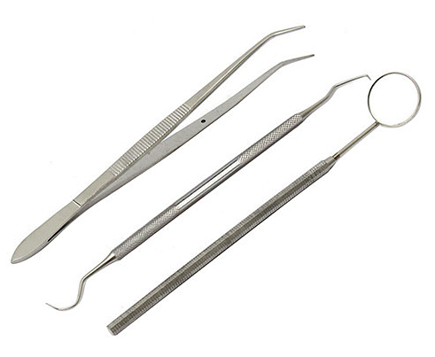 Scaler Set - Tandstensinstrument